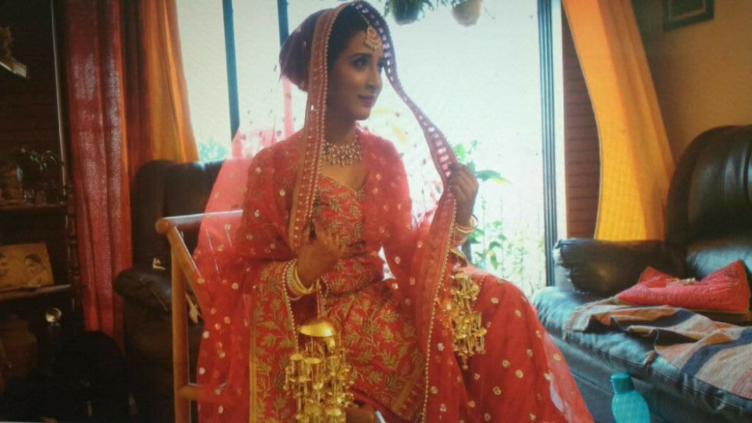 best bridal lehenga choli ahmedabad