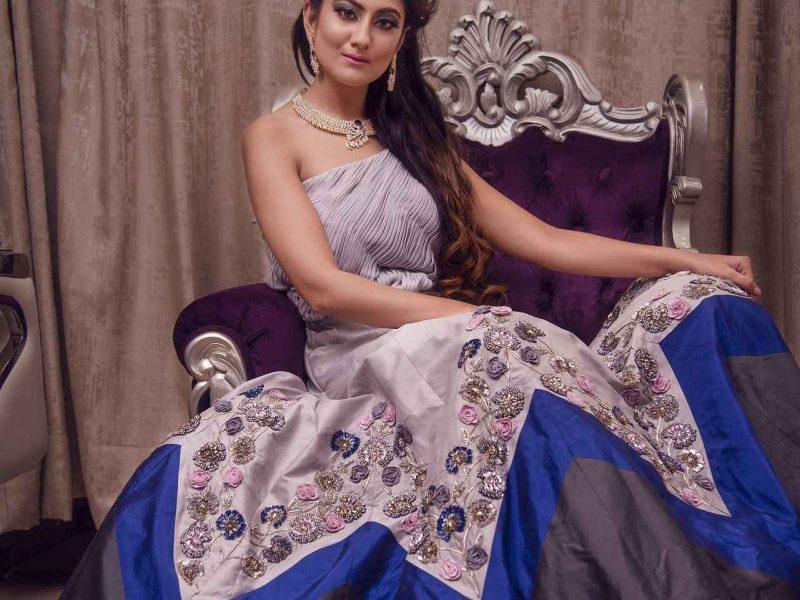 indowestern wear ahmedabad boutique fashion autograph